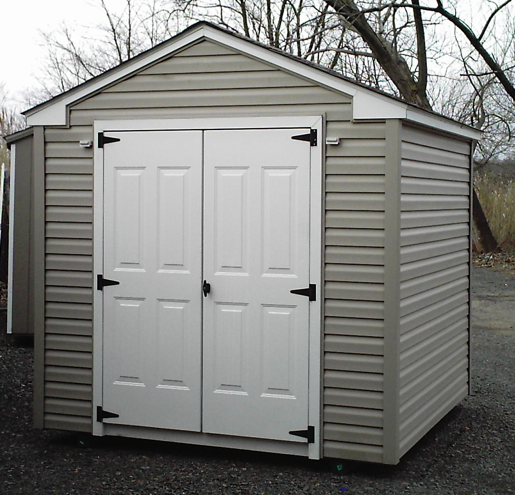 Very Impressive portraiture of Where to get How to build a vinyl siding shed TSP with #585147 color and 1029x989 pixels